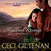 Highland Revenge: Fated Hearts, Book 1 | Ceci Giltenan