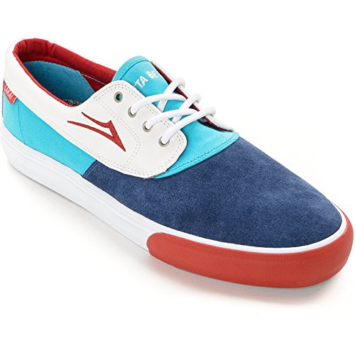 LAKAI x WORKAHOLICS Shoes CAMBY Party Time Suede Size 8