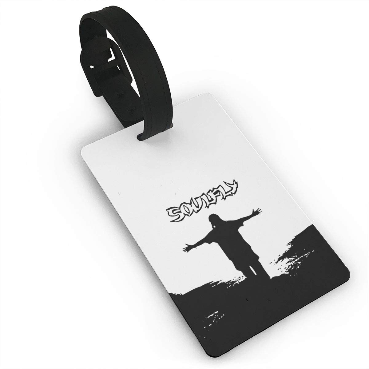 Soulfly Frozen Luggage And Backpack ID Tag Frozen Luggage And Backpack ID Tag