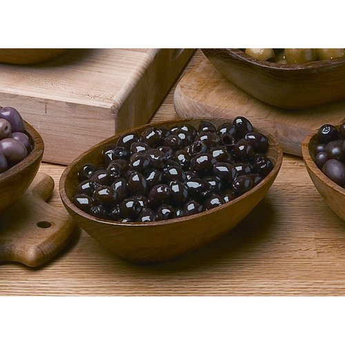 Pitted Taggiasca Olives - 4 Tub