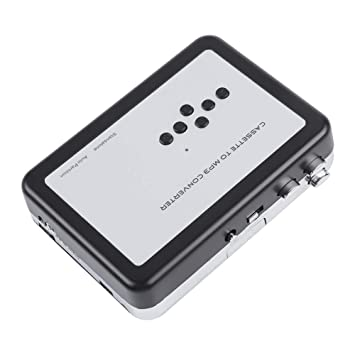 Grabador de convertidor de música de Cinta de Cassette a MP3 con ...