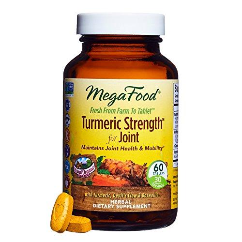 MegaFood Turmeric Strength Curcumin Inflammation product image