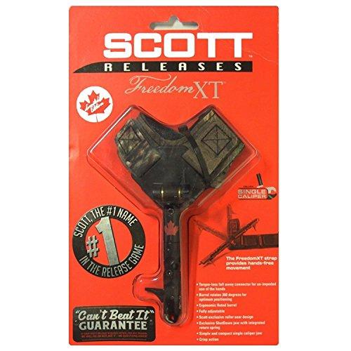Scott Archery Freedom Canadian Flag XT Camo Strap, One Size, Camo by Scott Archery
