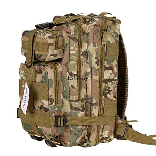 Military Tactical Multicam Backpack Rucksack