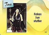 Jenna Ushkowitz trading game card (Tin Cohen-Chang on Glee) 2010 Fox