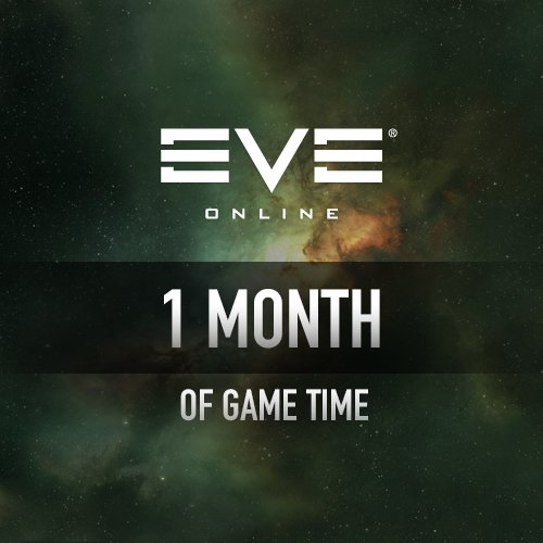 1 Month Subscription: EVE Online [Instant Access] by CCP Games