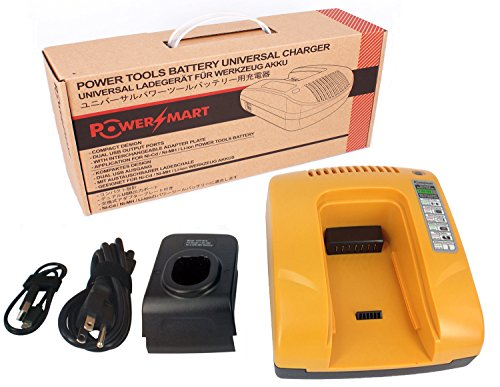Battery Charger for Ryobi 130224007, 130256001, 1322401, ...