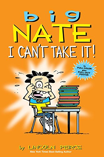 Big Nate: I Can't Take It! for sale  Delivered anywhere in USA