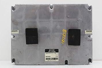 1998 1999 2000 2001 2002 2003 JAGUAR XJ8 VANDEN PLAS ENGINE COMPUTER MODULE ECM