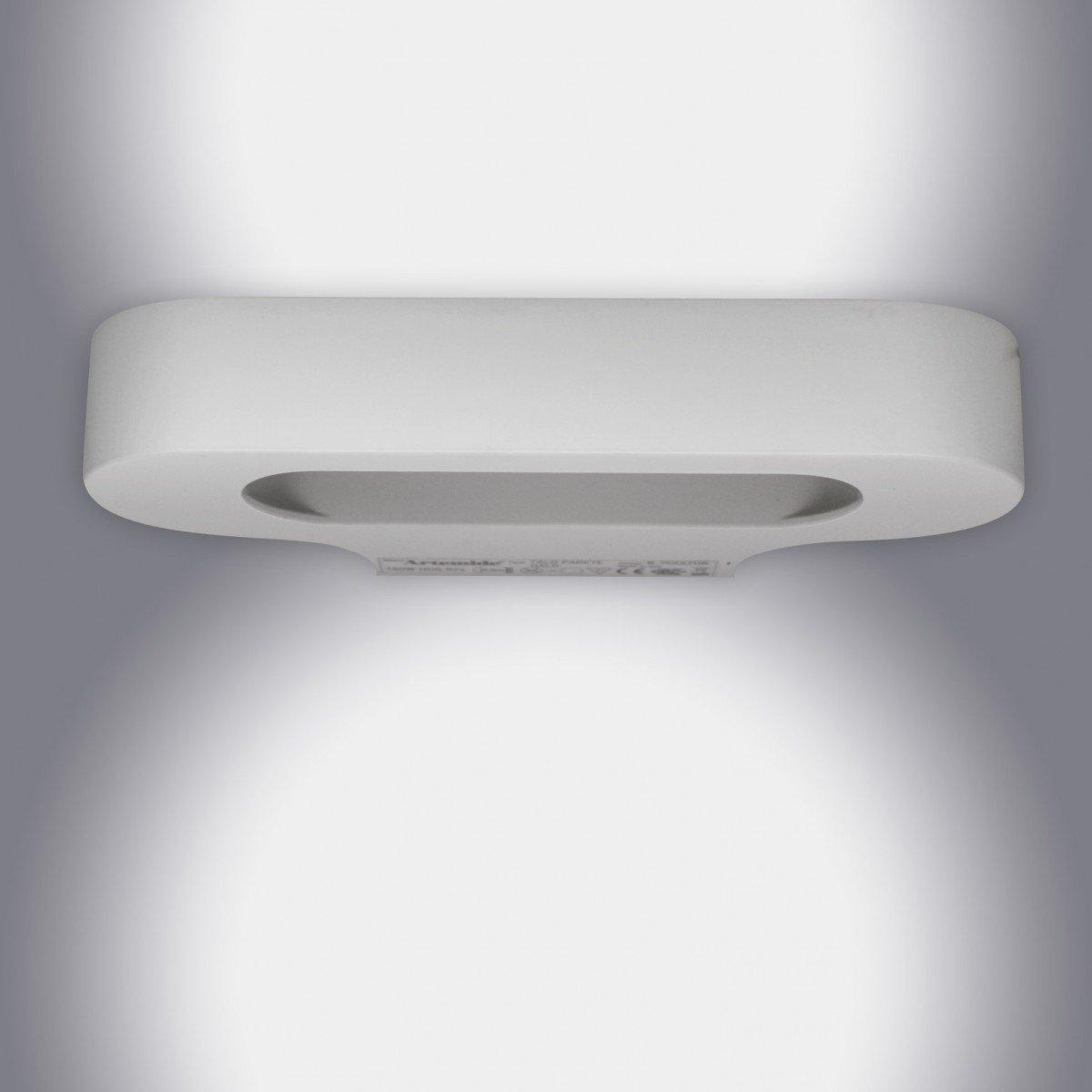 Artemide Mesmeri LED Bianco: Amazon.it: Illuminazione