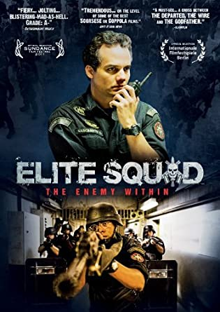 Amazon com: Elite Squad: The Enemy Within by Wagner Moura
