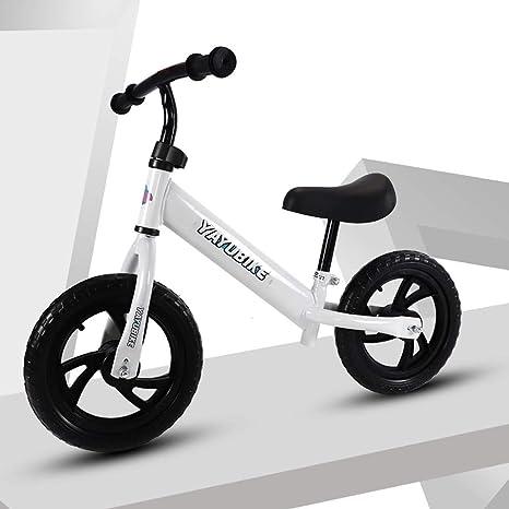 MEILA Bicicleta de Entrenamiento de Equilibrio Ligero sin Pedal ...