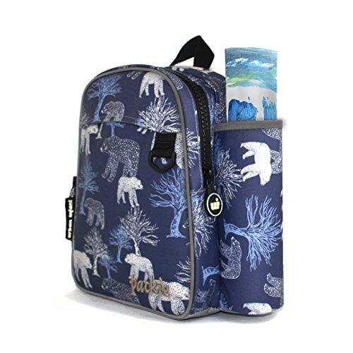 Urban Infant Toddler/Preschool Packie Backpack - Bears
