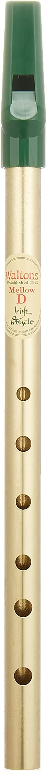 Irish Penny Whistle-Key of D/Misc. Supply
