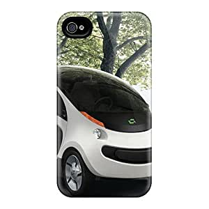 Awesome 2009 Chrysler Gem Peapod Flip Case With Fashion Design For Iphone 4/4s