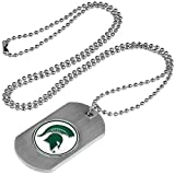 LinksWalker NCAA Michigan State Spartans - Dog Tag