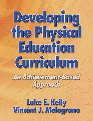 Developing Physical Educ.Curriculum