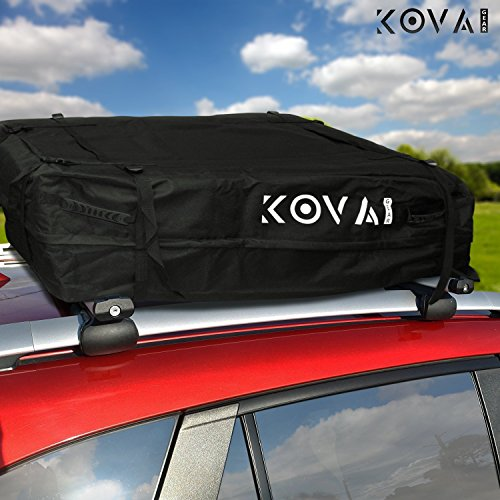 Kova Gear Universal Roof Rack Cross Bars, w/ Easy Adjust and Key Lock …