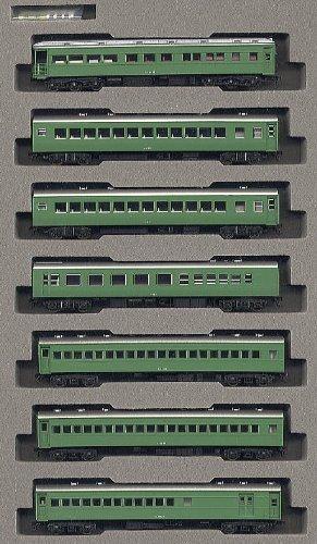 Nゲージ 10-428 特急つばめ青大将 (7両) B0003JZ0B2