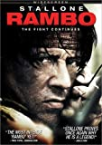 Rambo -  DVD, Rated R, Sylvester Stallone