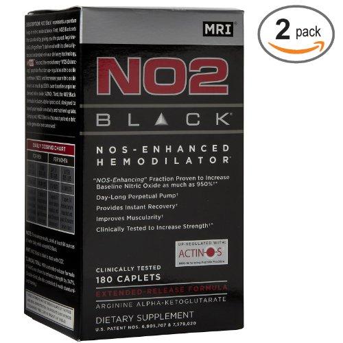MRI NO2 Black 180 pack product image