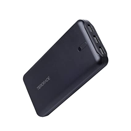 Amazon power bank portable charger tiergrade 22000mah 3 power bank portable charger tiergrade 22000mah 3 port 48a output ultra compact universal sciox Gallery