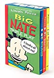 img - for Big Nate Triple Play Box Set: Big Nate: In a Class by Himself, Big Nate Strikes Again, Big Nate on a Roll book / textbook / text book