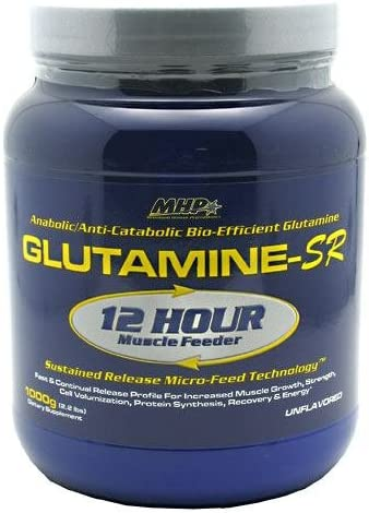 Premium Series MHP Glutamine-SR 2.2 lbs