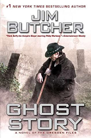 book cover of Ghost Story