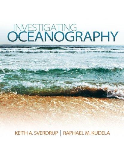 Investigating Oceanography