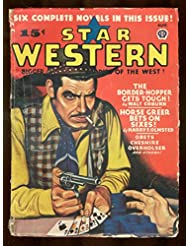 STAR WESTERN AUG 1946 HOWARD HUGHES OUTLAW JANE RUSSELL VG