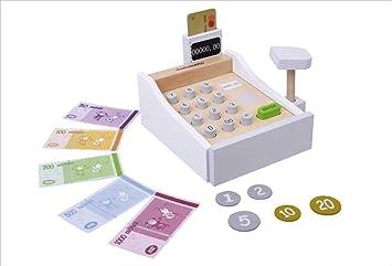 Caja registradora Incluye escáner – Dinero y Tarjeta de Crédito ...