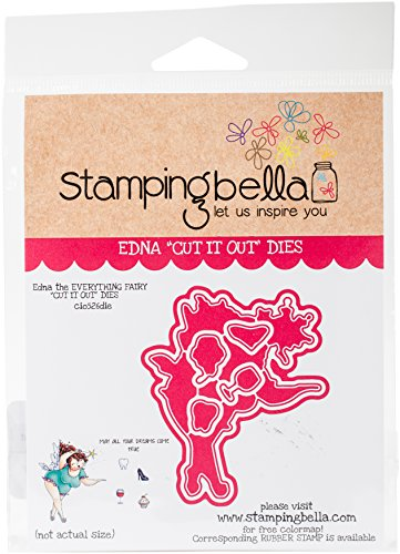 - Stamping Bella CIO526DIE Cut It Out Dies-The Everything Fairy