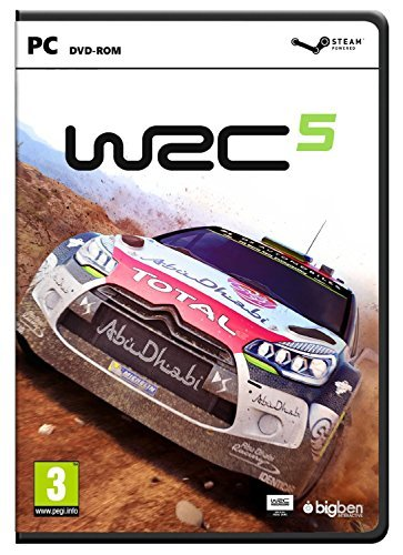 WRC 5 (PC DVD) (UK IMPORT)