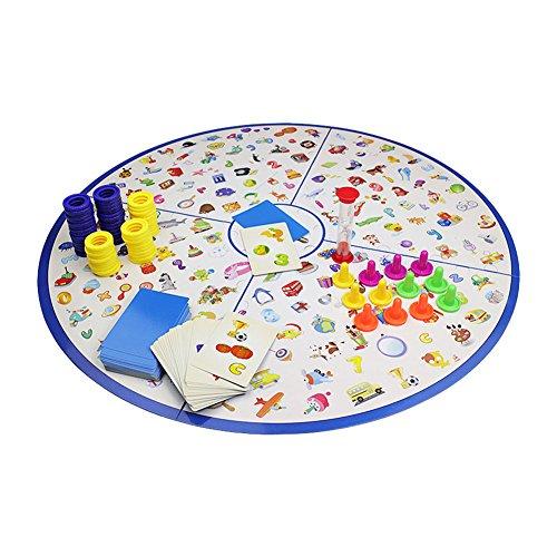 Amiu ボードゲーム 小さな探偵 脳のトレーニング ゲーム おもちゃ 人気ランキング 子供