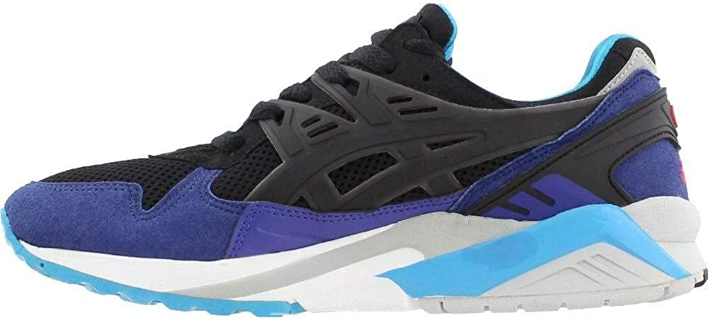 ASICS Men s Gel-Kayano Trainer,Black Black,US 11.5 D