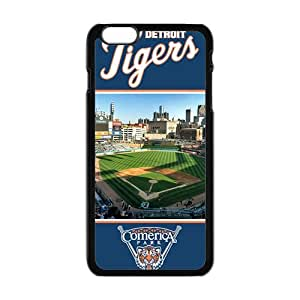 Detroit tigers Cell Phone Case for iPhone plus 6 by icecream design