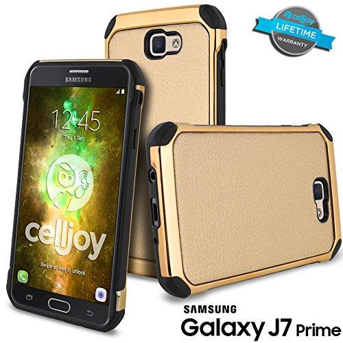 Slim Shockproof Case for Samsung Galaxy On7 (Black) - 9