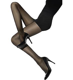 2532a1c30 Wolford SYNERGY 40 LEG SUPPORT Tights Strumpfhose schwarz