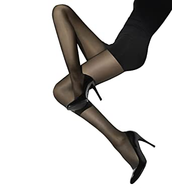 f8ef789b14f Wolford Synergy 40 Leg Support Tight (18393) at Amazon Women s ...