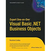 Expert One-on-One Visual Basic .NET Business Objects