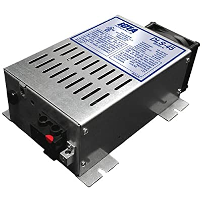 IOTA Engineering Converter and Charger, 55 - Amp: Automotive