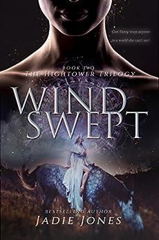 Windswept (The Hightower Trilogy Book 2) by [Jadie Jones]