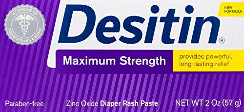 Desitin Ointment Original, 2 - Ointment Original Diaper Desitin Rash