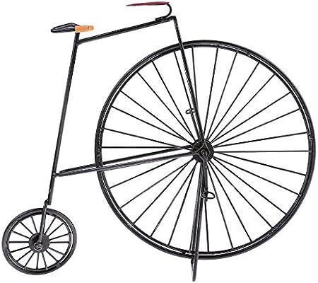 Sharplace Modelo Bicicleta de Hojalata Diseño Exquisito Retro ...