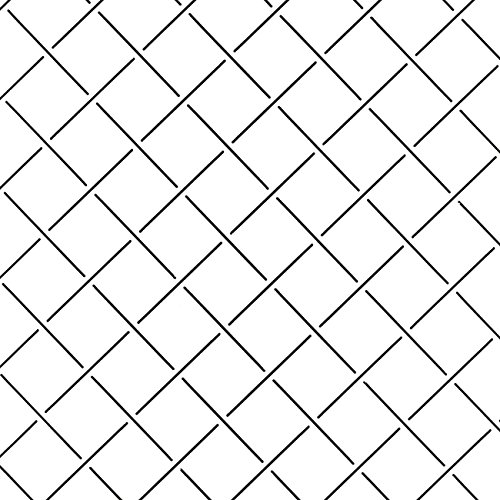 Quilting Creations Grid Background Quilt Stencil by Quilting Creations