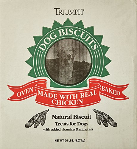 Triumph Small Dog Biscuit, 20 Lb.