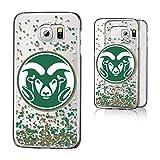 Keyscaper NCAA Colorado State Rams Unisex Samsung Galaxy Caseclear Case, Clear, Galaxy S6