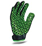 Ironclad EXO-MGG-03-M Motor Grip Gloves, Medium