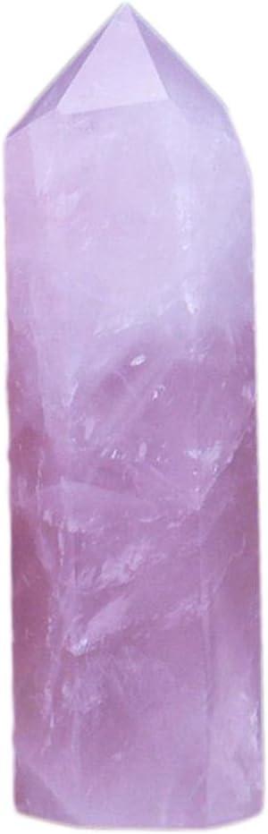 Heil Ender Cristal Piedra fluorita Cristal Ornament piedras preciosas cristal Reiki Energía Terapia Yoga Decoración Ángel estatua adornos Reiki Decoración